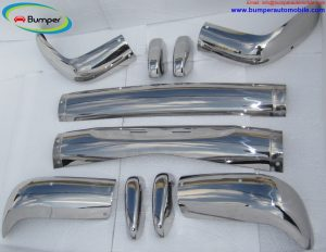 Volvo Amazon Euro bumper (1956-1970) in stainless steel.jpg