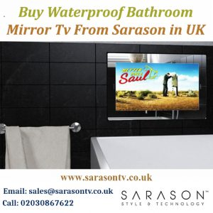 Buy Bathroom Mirror Television From Sarason In UK.jpg